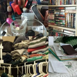 Natine's clutter