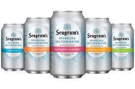 Seagram's seltzer