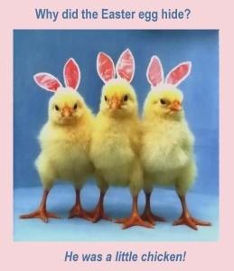 Easter Humor