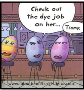 Dye job capture
