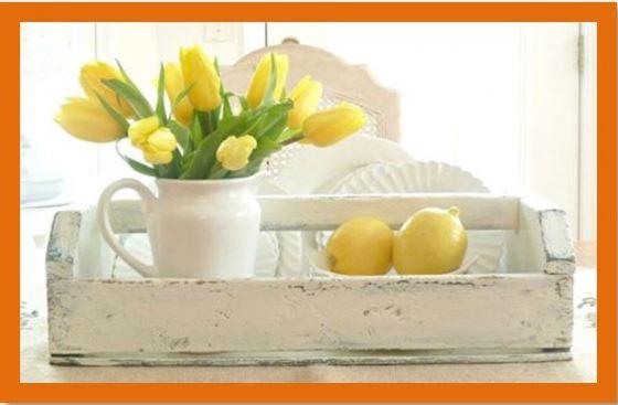Yellow Tulips Capture