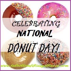 Celebrate National Donut Day