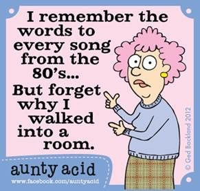 Keep Forgetting Why You Walked in the Room?