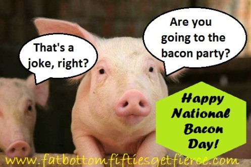 National Bacon Day!