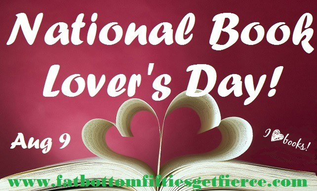 Celebrating National Book Lover's Day