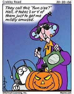Friday Five - Halloween Humor