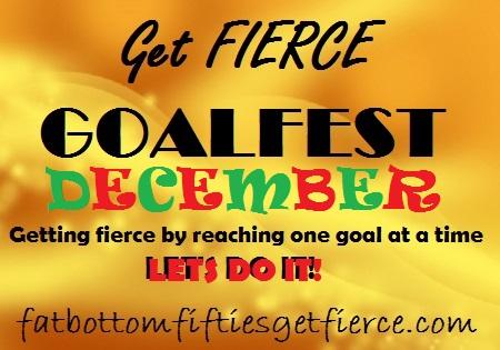 December GoalFest!