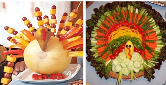 10 Lo-Cal/No-Cal Ideas for Thanksgiving