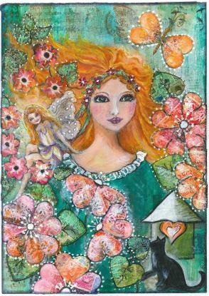 The Wonderland of Alys by Pauline King