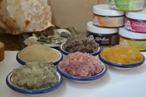 Click picture to check out Wailani's Body Scrub flavors!