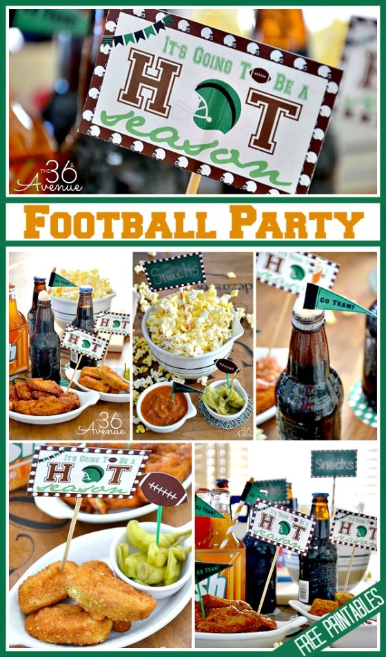 10 Lo-Cal/No-Cal Ideas for Your Superbowl Party