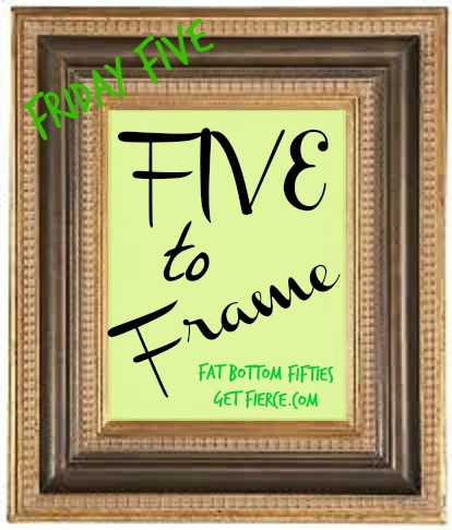 Five to Frame