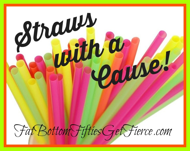 Straws with a Cause