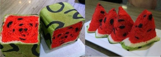 Let Them Eat Watermelon Cake!