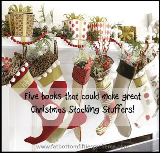 Five Books that Could Make Great Christmas Stocking Stuffers