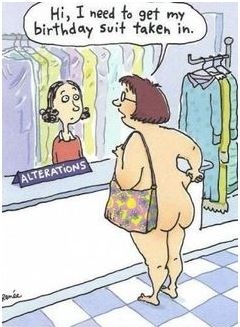 Birthday Suit