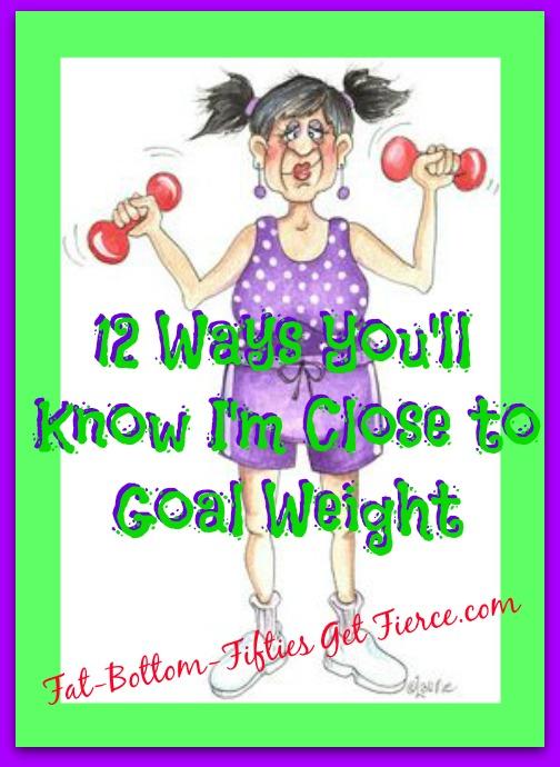 blog2 goal weight