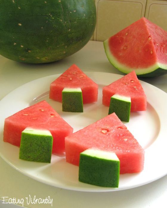 Fast Fit and Festive Edible Christmas Trees