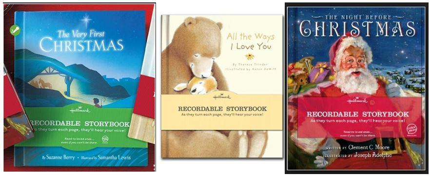 Recordable Storybooks