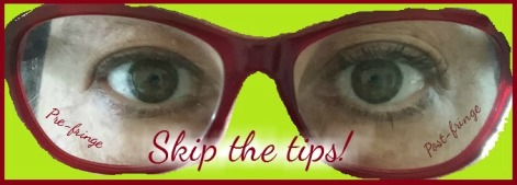 How to Make Your Peepers Pop Behind Glasses
